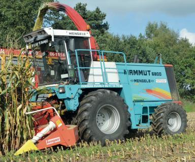 A classic approach to making grass and maize silage