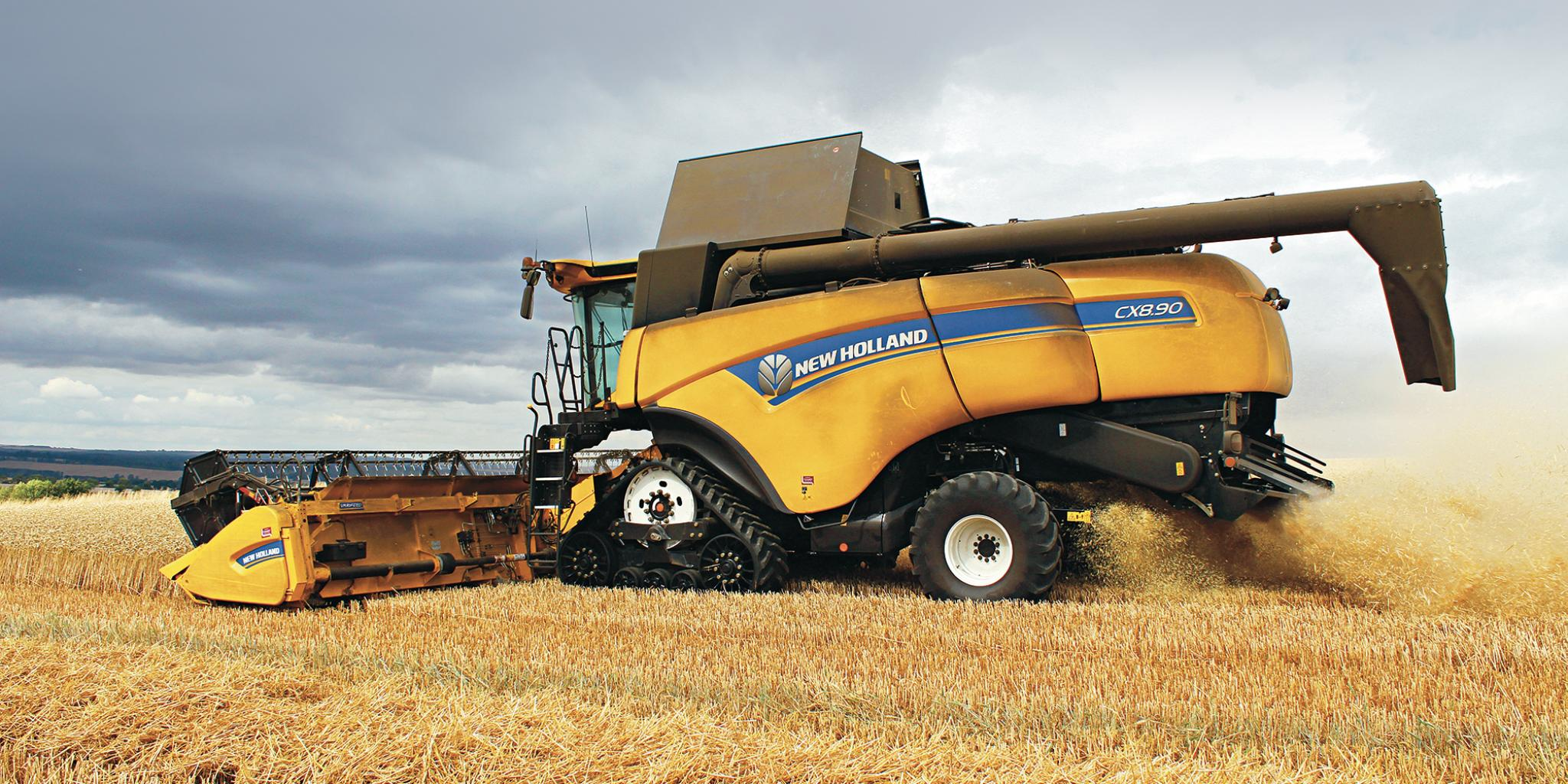 New Holland CX8.90